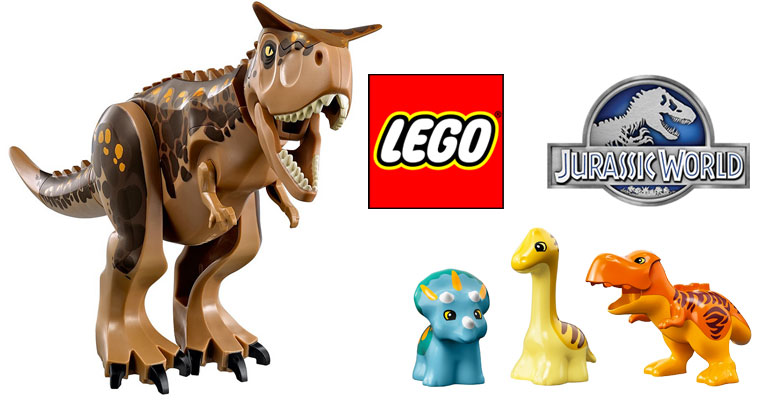 LEGO Jurassic World Fallen Kingdom