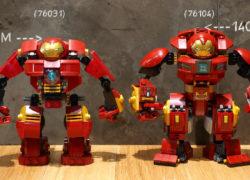 76031 vs 76104 hulkbuster