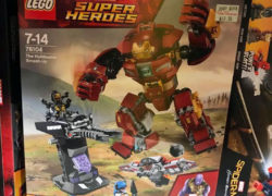 The Hulkbuster Smash-Up (76104)