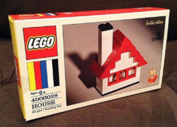 LEGO Classic 60th Anniversary Limited Edition House Out of Stock