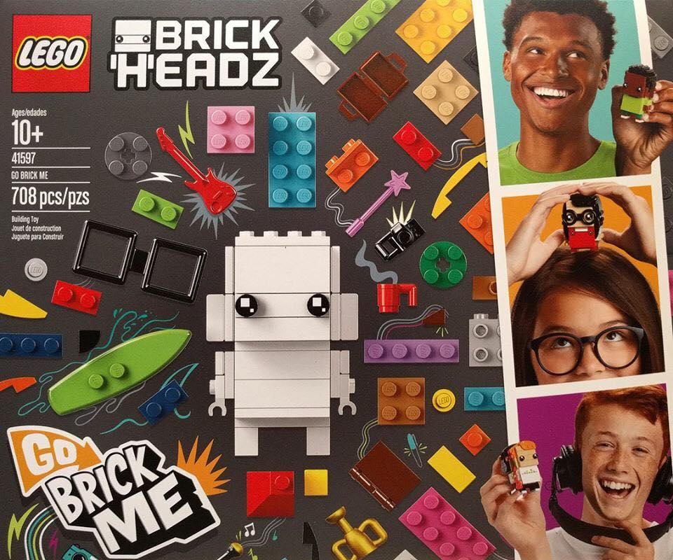 LEGO Go Brick Me 41597