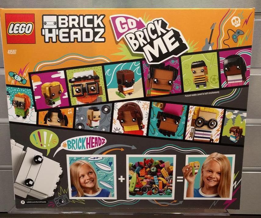 LEGO Go Brick Me (41597) ©Zusammengebaut