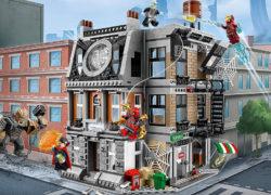 LEGO Marvel Super Heroes Avengers: Infinity War Sanctum Sanctorum Showdown (76108)