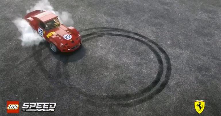 LEGO Speed Champsions Ferrari 250 GTO
