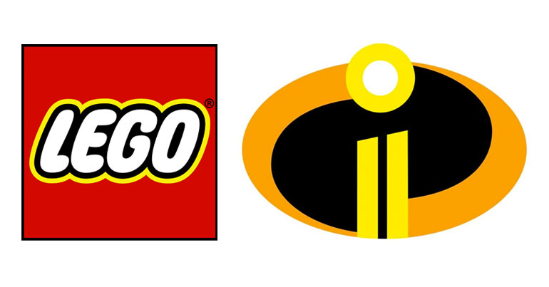 image regarding Incredibles Logo Printable referred to as Brickfinder - LEGO Incredibles 2 Fixed Data!