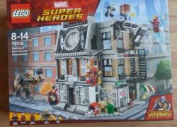 LEGO Marvel Sanctum Sanctorum (76108)