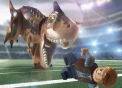 Jurassic world fallen kingdom touchdown