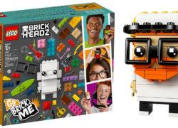 LEGO BrickHeadz Go Brick Me (41597)