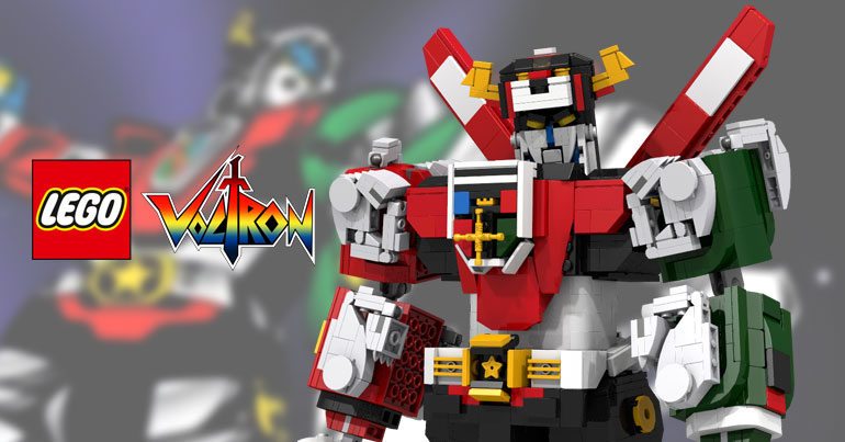 LEGO Voltron 21311