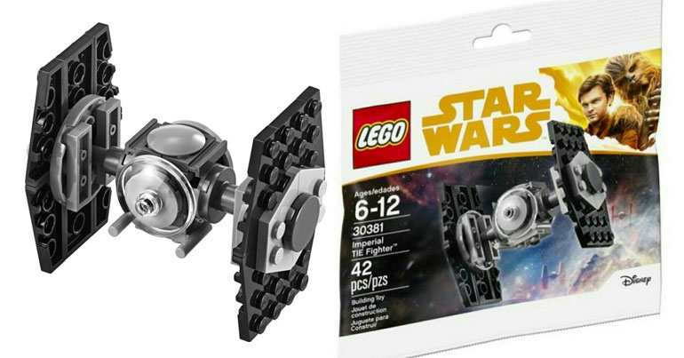 Imperial TIE Fighter (30381)