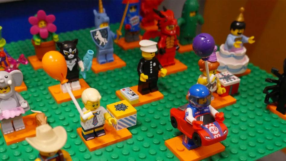 LEGO CMF 18