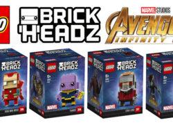 LEGO Brickheadz infinity war