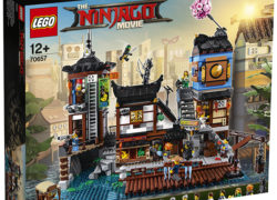 The LEGO Ninjago Movie Ninjago City Docks (70657)