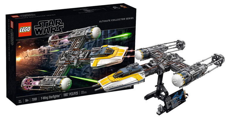 75181 LEGO® Star Wars UCS Y-Wing Starfighter