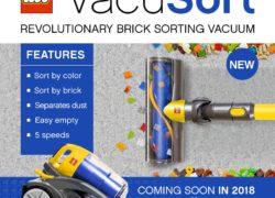 LEGO Vacuum Cleaner sorter
