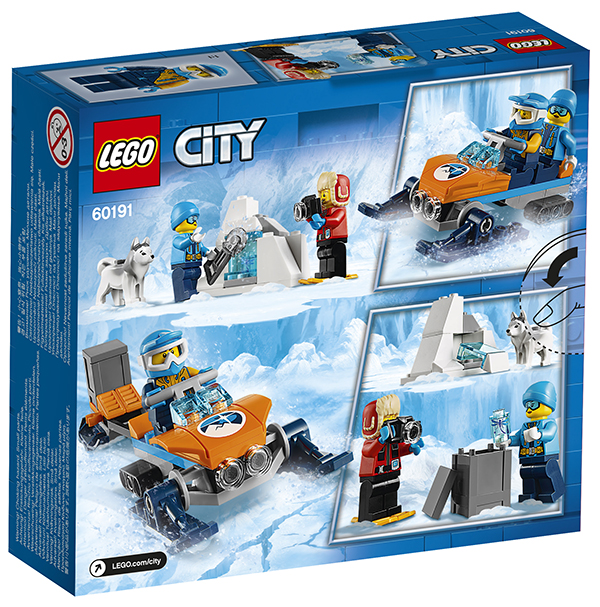 Arctic Exploration Team (60191)
