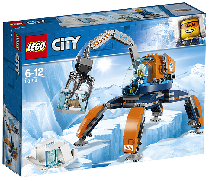 Arctic Ice Crawler (60192)