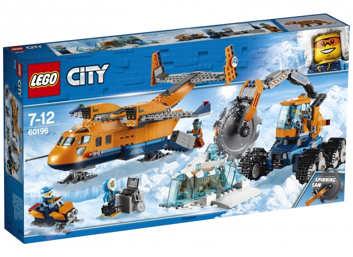 Arctic Supply Aircraft (60196)