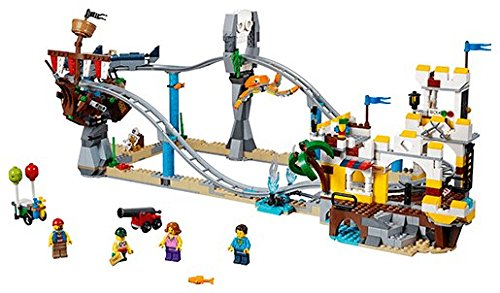 Pirate Roller Coaster (31084)