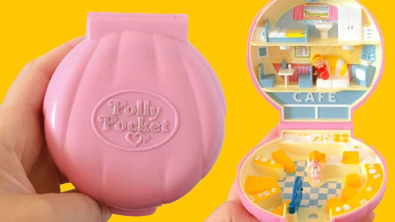 Polly Pocket Clam Shell (Via Hit.com)