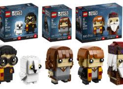 LEGO Harry Potter BrickHeadz