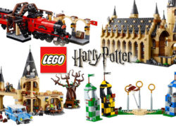 LEGO Wizarding world of harry potter
