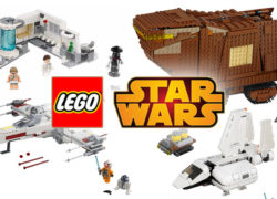 LEGO Star Wars summer 2018