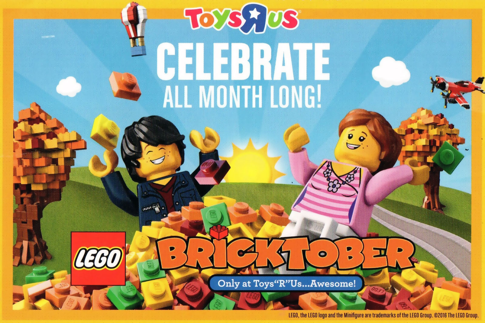 Bricktober 2018 rumours