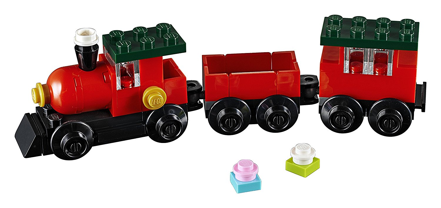 LEGO Creator Christmas Train (30543) Polybag
