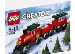 LEGO Creator Christmas Train (30543) Polybag