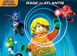 LEGO DC Superheroes Aquaman Rage of Atlantis