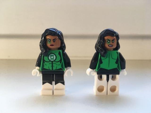 Jessica Cruz Green Lantern LEGO