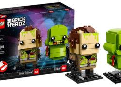 0 LEGO BrickHeadz Ghostbusters Peter Venkman & Slimer (41622)