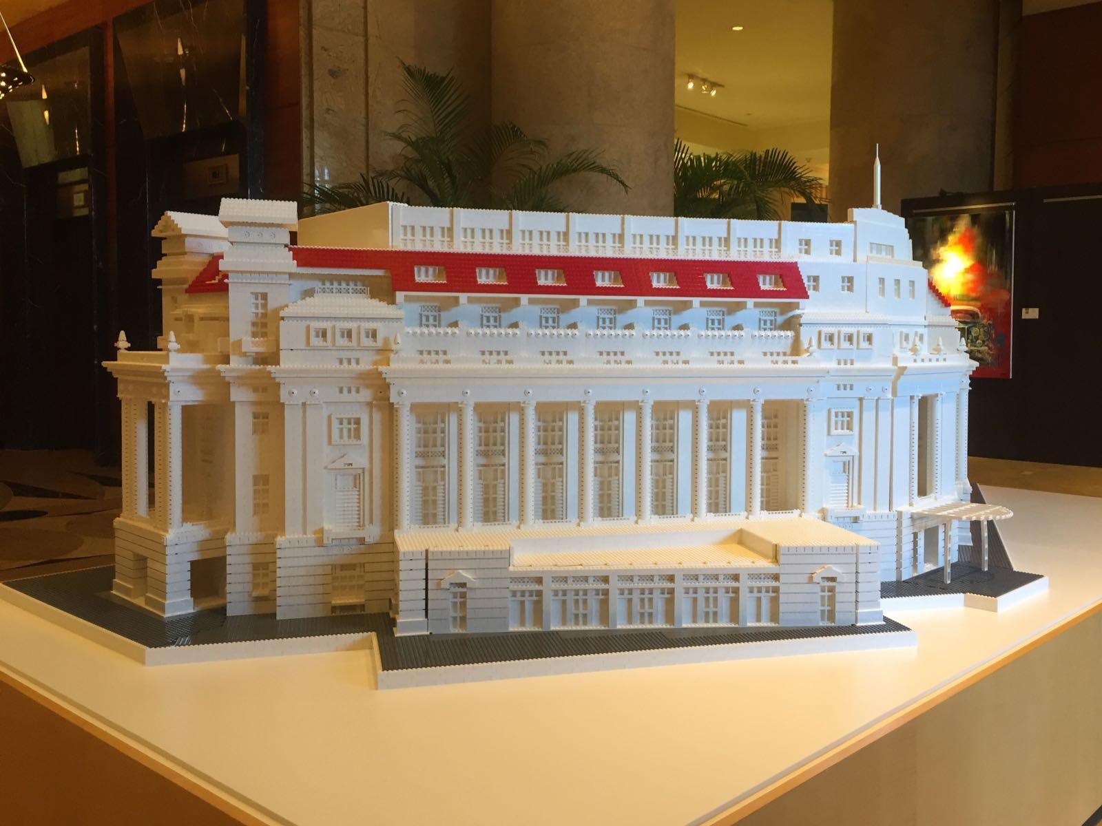 Fullerton Building LEGO 05