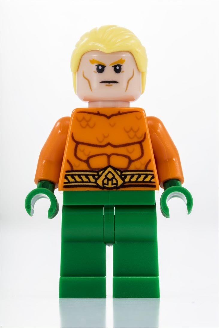 LEGO DC Comics Super Heroes Aquaman and Storm (75996) 04