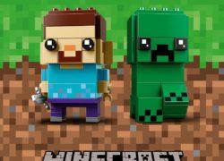 LEGO Minecrat BrickHeadz