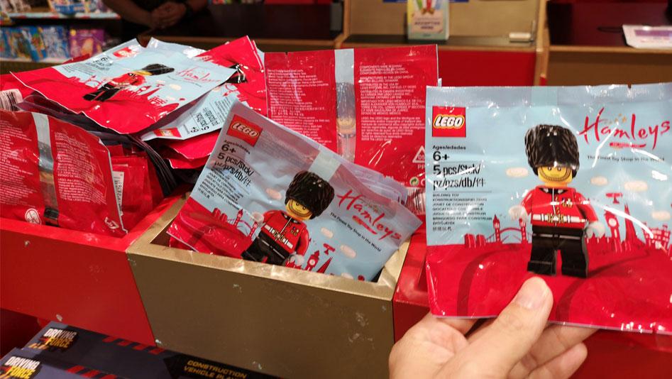 @ Ray Toh (I'm a Singaporean fan of LEGO)