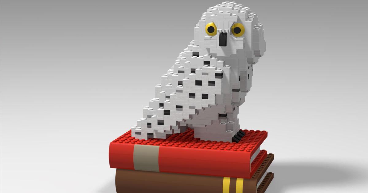 LEGO-Hedwig-Target-Exclusive