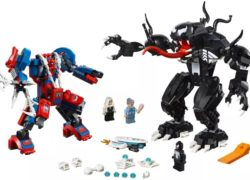 LEGO Marvel Super Heroes 2018 Spider-Man Mech vs. Venom Mech 01