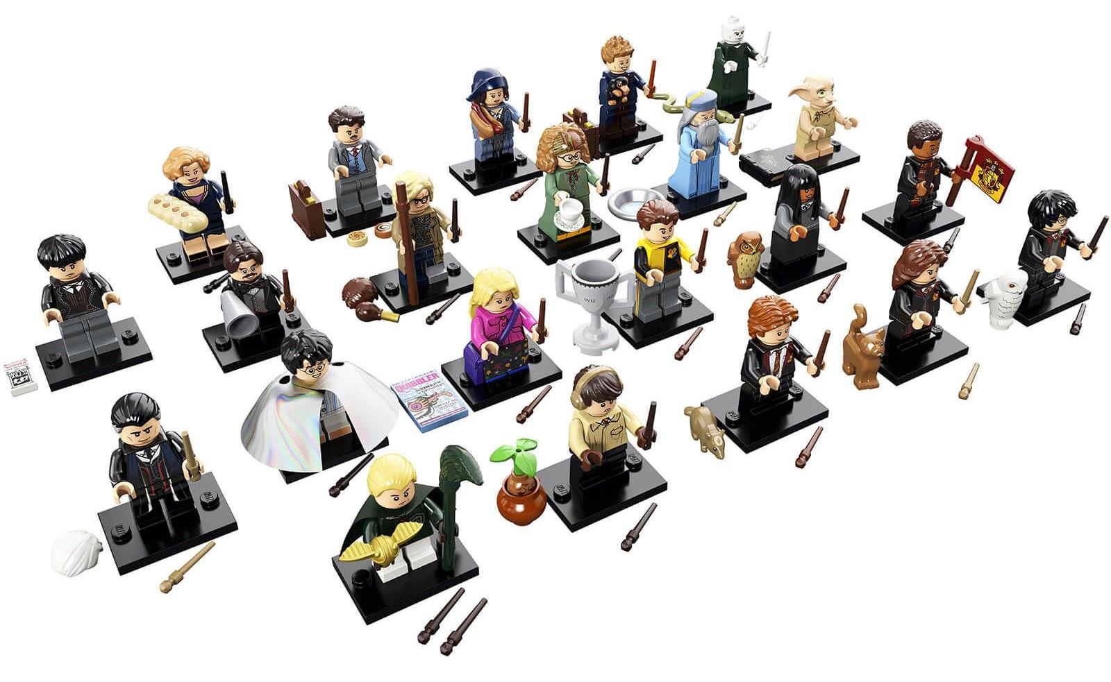LEGO Harry Potter Minifigure Series