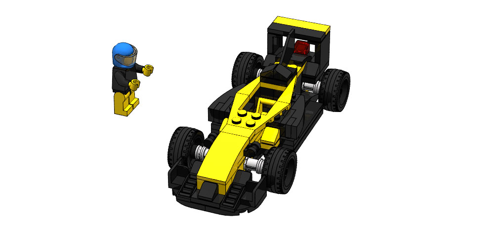 renault-2017-speed-lego LEGO Renault F1 Cars