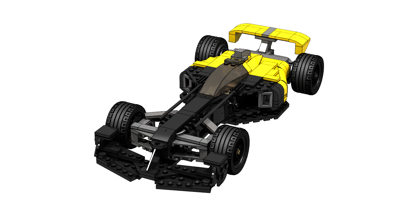 LEGO Renault RS 2027 vision