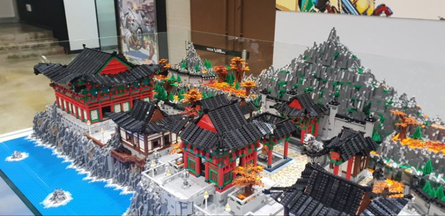 LEGO Overwatch Busan Map 05