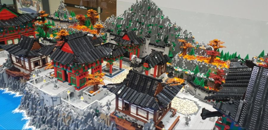 LEGO Overwatch Busan Map 06