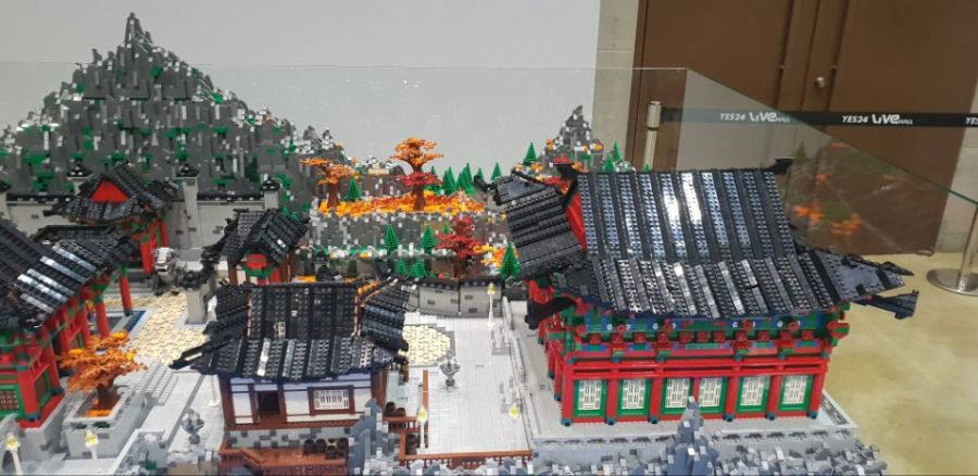 LEGO Overwatch Busan Map 08