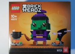 LEGO Seasonal Halloween Witch 40272 front