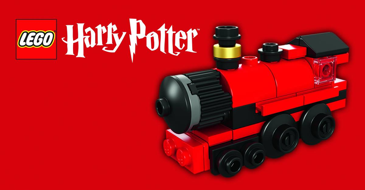 Brickfinder Mini Lego Hogwarts Express Make And Take Event At