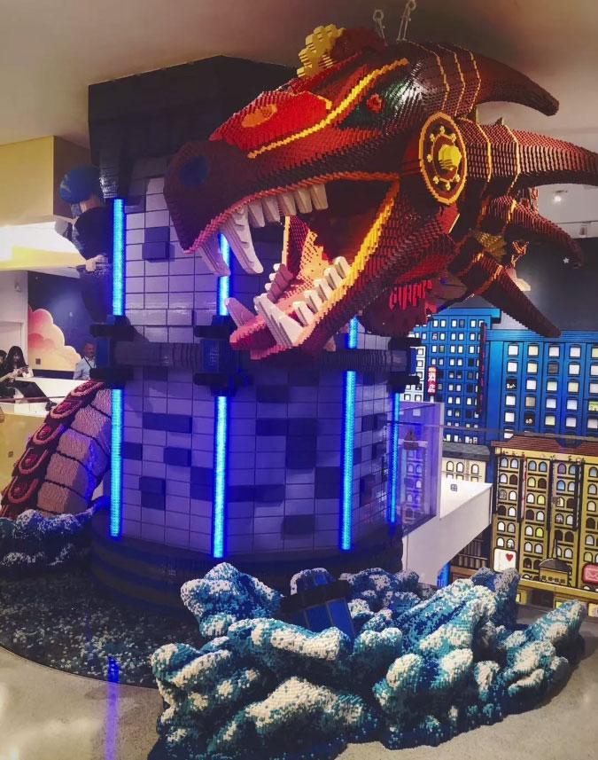 Shanghai LEGO Brand Store