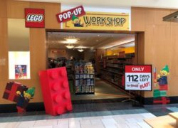 LEGO Pop-Up Store