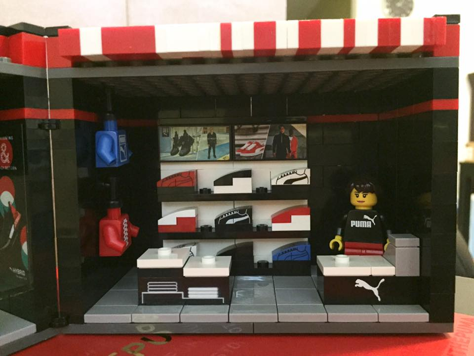 LEGO PUMA Store
